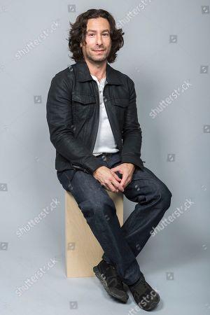 Editorial picture of Jason Gould Portrait Session, Los Angeles, USA - 19 Dec 2017