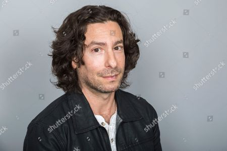 Stock Image of Jason Gould poses for a portrait, in Los Angeles
