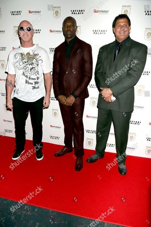 Jim McMahon, Terrell Owens, Jose Canseco