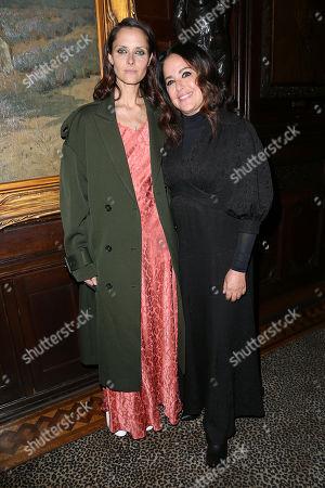 Tasha Tilberg and Jill Stuart