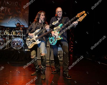 """Sons Of Apollo - Billy Sheehan, Ron """"Bumblefoot"""" Thal"""