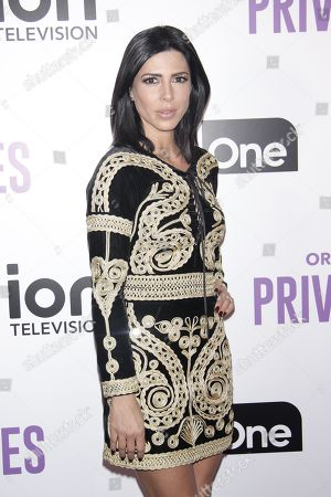 Editorial image of 'Private Eyes' TV show launch, New York, USA - 08 Feb 2018