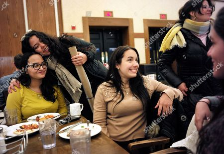 Editorial image of Colleges Puerto Rican Students, Providence, USA - 30 Jan 2018
