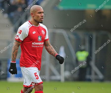 Football - 1. Bundesliga - 10.02.2018, 1899 HOFFENHEIM vs. 1. FSV MAINZ 05,  Nigel de Jong (Mainz),