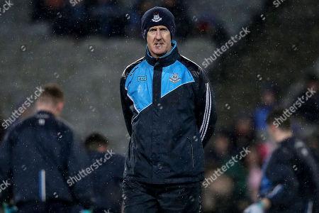 Dublin vs Donegal. Dublin's Paul Clarke before the game