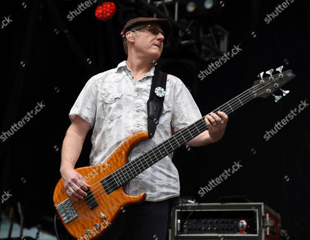 Rob Squires of Big Head Todd and The Monsters open for the Goo Goo Dolls at the Dolphins Cancer Challenge VIII on at Hard Rock Stadium in Miami Gardens, Fla