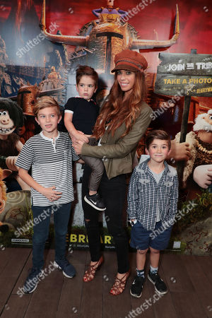 Editorial picture of Summit Entertainment's 'Early Man' special film screening, Los Angeles, USA - 10 Feb 2018