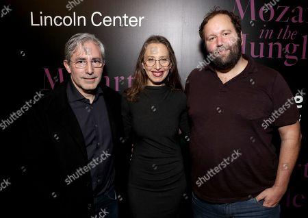 Paul Weitz, Caroline Baron, Will Graham