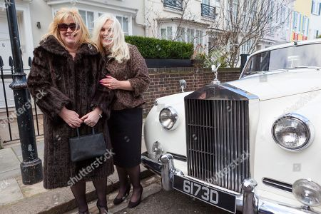Editorial picture of Diana Dors Blue Plaque unveiled, London, UK - 11 Feb 2018