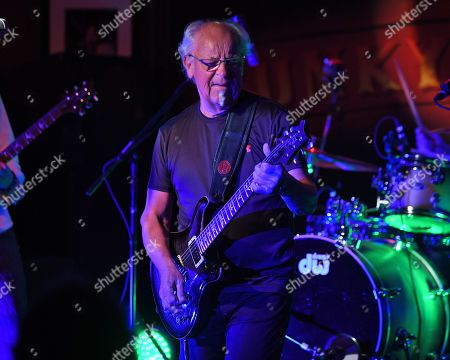 Editorial photo of Martin Barre in concert at The Funky Biscuit, Boca Raton, USA - 10 Feb 2018