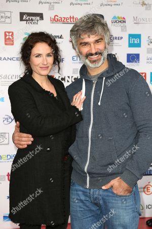 Elsa Lunghini and Francois Vincentelli