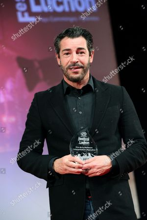 「Xavier Lemaitre (Best Actor Award)」のストック画像