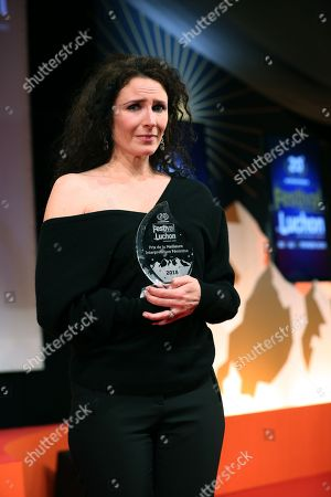 Stock Picture of Elsa Lunghini (Best Actress Award)