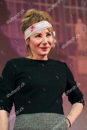 President of the Jury Julie Depardieu
