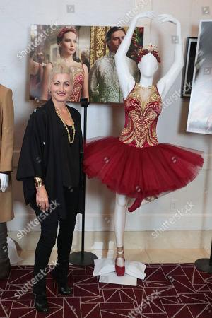Stock Image of Costume Designer Trish Summerville