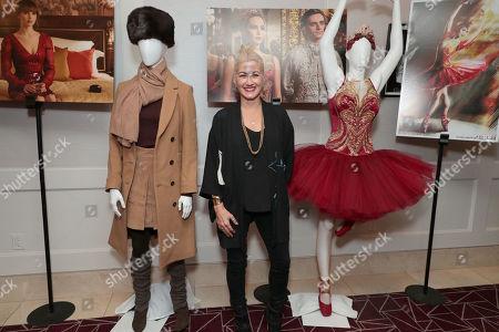 Editorial photo of Twentieth Century Fox film screening of 'Red Sparrow' hosted by Costume Designer Trish Summerville, Los Angeles, USA - 11 Feb 2018