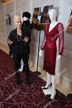 Editorial image of Twentieth Century Fox film screening of 'Red Sparrow' hosted by Costume Designer Trish Summerville, Los Angeles, USA - 11 Feb 2018