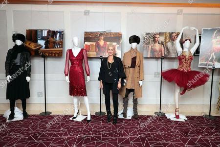 Stock Picture of Costume Designer Trish Summerville