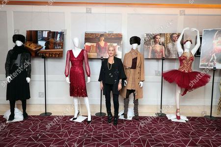 Stock Photo of Costume Designer Trish Summerville