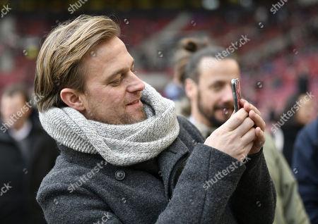 Editorial image of Football Bundesliga: VfB Stuttgart vs Borussia Monchengladbach, Stuttgart, Germany - 11 Feb 2018