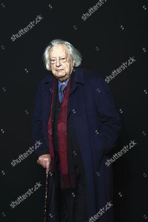 Stock Photo of Jean Douchet