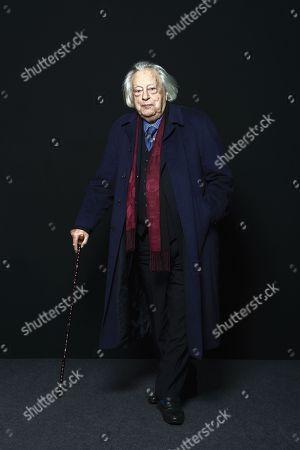 Stock Image of Jean Douchet