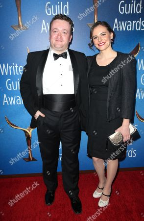 Neil Casey and Meredith Casey
