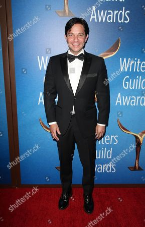 Stock Photo of Scott Neustadter