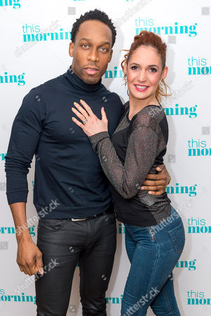 Lemar and Melody Le Moal