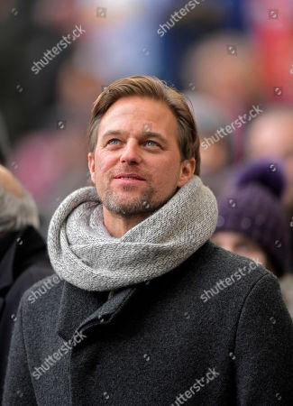 11.02.2018,  Football 1.Liga 2017/2018, 22. match day,  VfB Stuttgart - Borussia Moenchengladbach, in Mercedes-Benz-Arena Stuttgart. Ehrung Meisterteam des VfB Stuttgart vom Jahr 2007, Timo Hildebrand