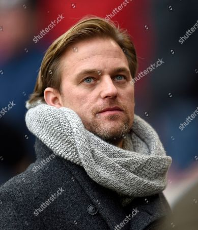 Stock Image of 11.02.2018,  Football 1.Liga 2017/2018, 22. match day,  VfB Stuttgart - Borussia Moenchengladbach, in Mercedes-Benz-Arena Stuttgart. Spieler Meisterteam Timo Hildebrand (Germany)