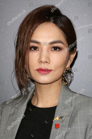 Stock Picture of Ella Chen
