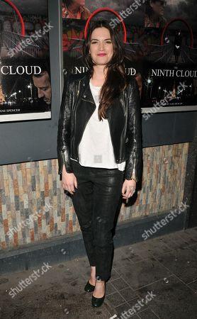 Editorial image of 'The Ninth Cloud' film screening, London, UK - 12 Feb 2018