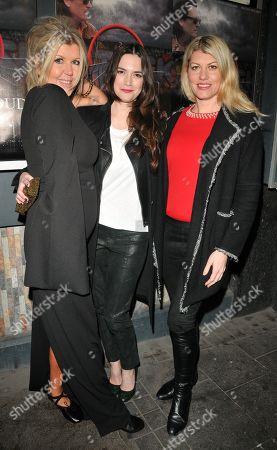Wendy Thomas, Megan Maczko and Meredith Ostrom