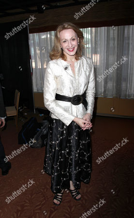 Editorial picture of 60th Annual Tony Award Nominees 'Meet the Nominees Press Reception', New York, USA - 12 Feb 2018