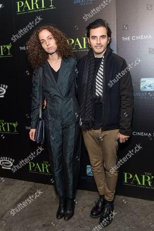 Matar Cohen and Yigal Azrouel