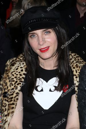 Michele Hicks in the front row