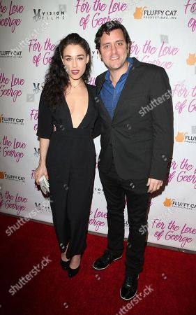 Editorial image of 'For The Love Of George' film premiere, Los Angeles, USA - 12 Feb 2018