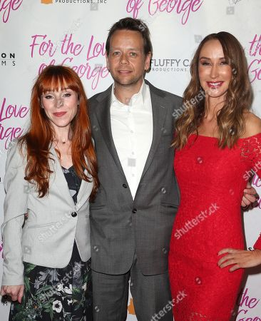 Stock Image of Ruth Connell, Henry Hereford, Nadia Jordan