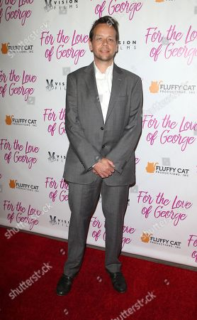 Editorial photo of 'For The Love Of George' film premiere, Los Angeles, USA - 12 Feb 2018