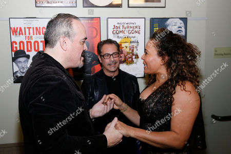 David Zayas, Gary Perez and Luna Lauren Velez