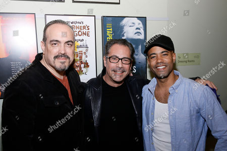 David Zayas, Gary Perez and Sean Carvajal