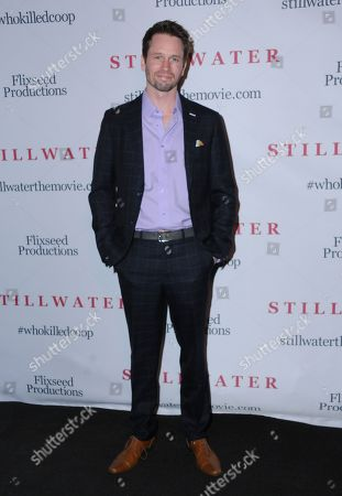 Editorial photo of 'Stillwater' film premiere, Los Angeles, USA - 12 Feb 2018
