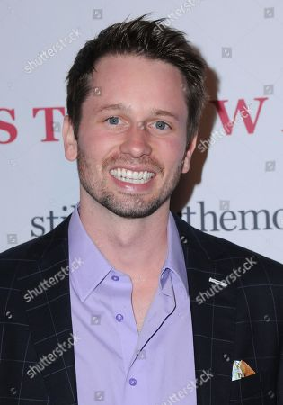 Stock Image of Tyler Ritter