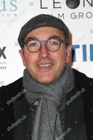 The director Marco Pontecorvo