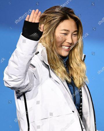 Editorial image of Snow Boarding - PyeongChang 2018 Olympic Games, Daegwallyeong-Myeon, Korea - 13 Feb 2018