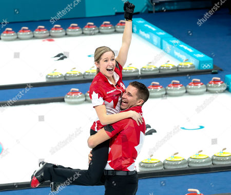 John Morris and Kaitlyn Lawes