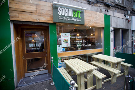 Social Bite, charity business and cafe