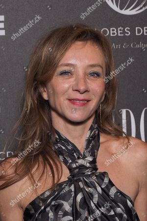 Stock Picture of Sylvie Testud