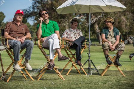Rick Glassman, Will Forte, Jon Daly